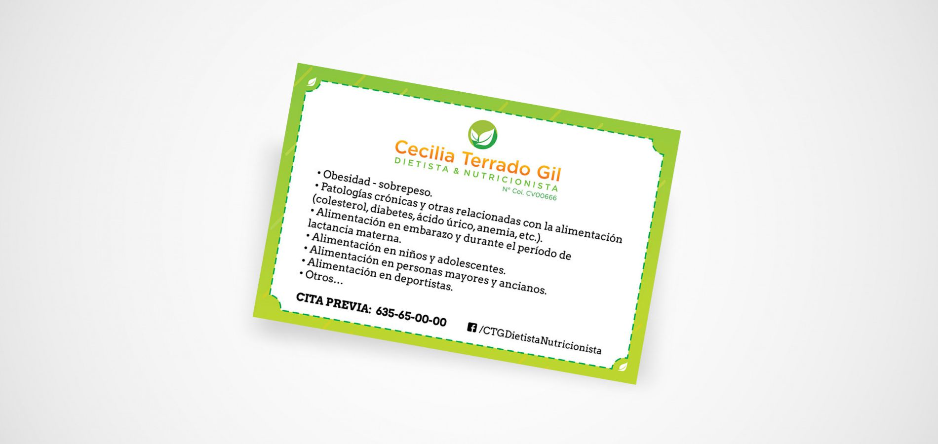 Cecilia Terrado Gil