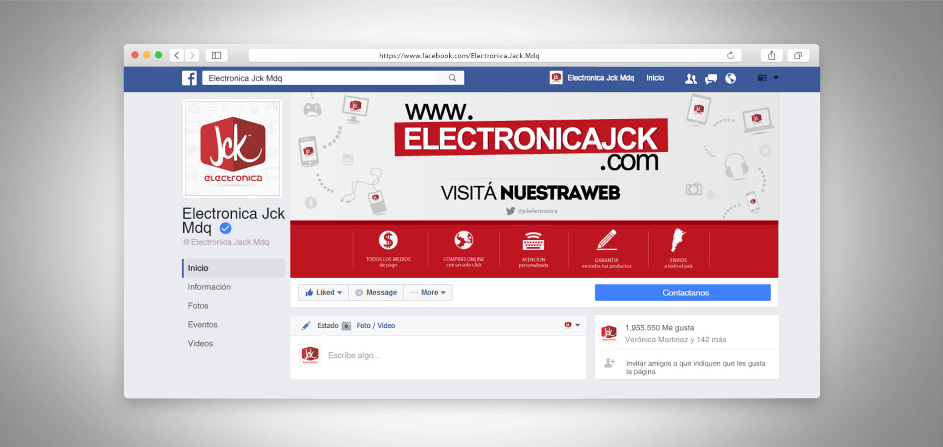 JCK Electrónica