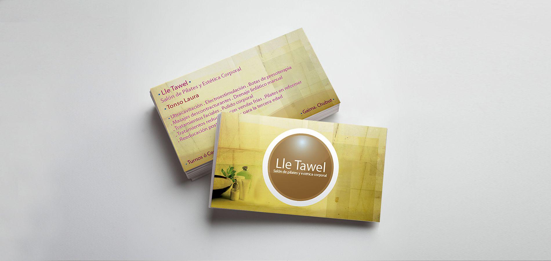 Lle Tawel